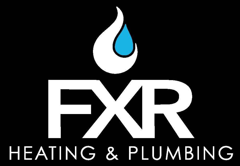FXR Heating and Plumbing Logo